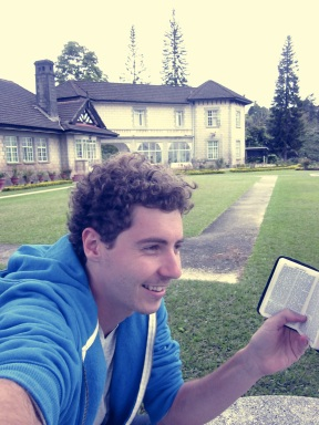 me and a bible